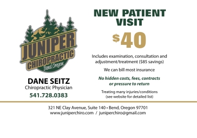 New Patient Coupon